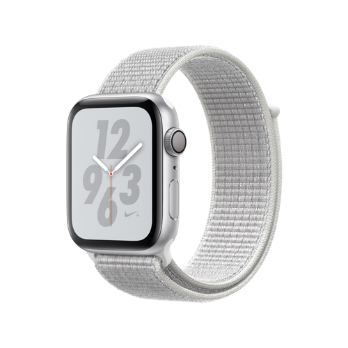 APPLE Watch Nike+ S4 GPS 44mm Silver/White Sport