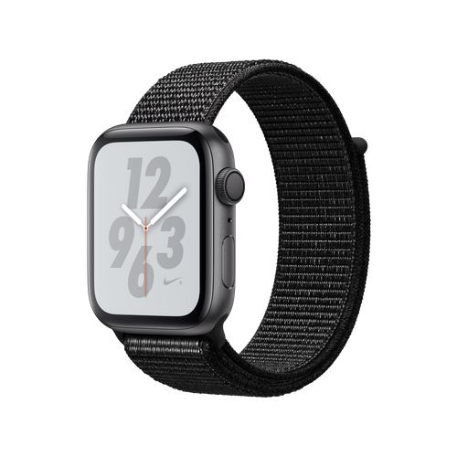 APPLE Watch Nike+ S4 GPS 44mm Space Grey/Black Loop
