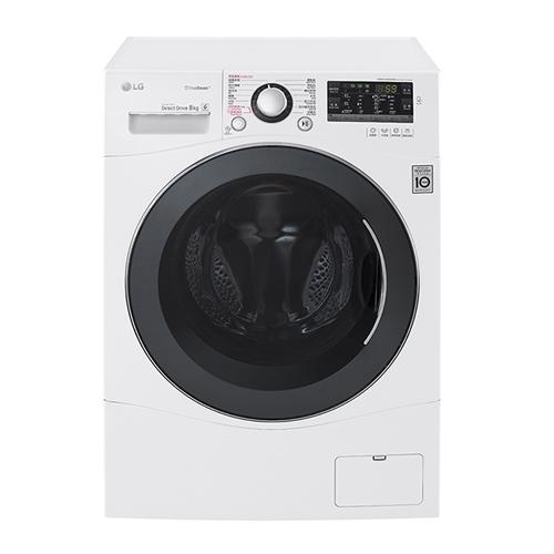 LG 8KG前置蒸氣洗衣機 WF-ST1408ZW