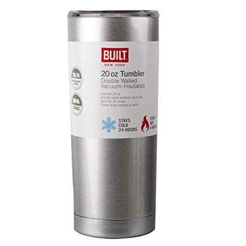 BUILT [換]20OZ真空保溫杯5193244 銀