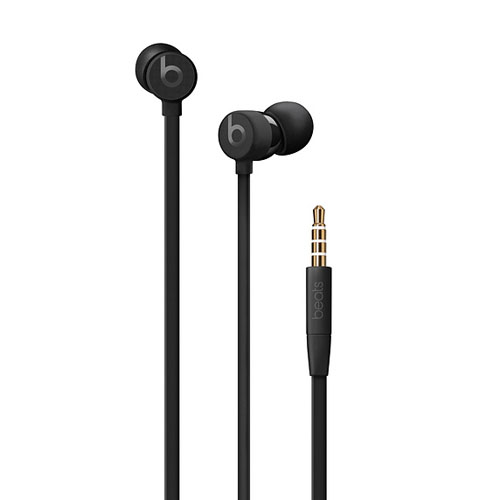 Beats urBeats3 Earphones with 3.5mm Plug Black