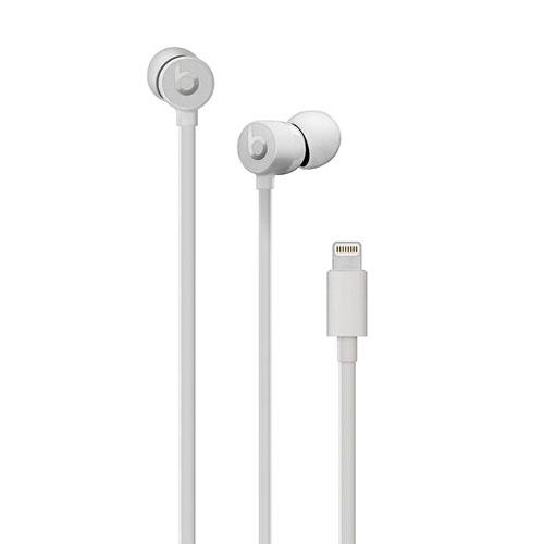 Beats urBeats3 Earphones w/Lightning Connect. Satin Silver