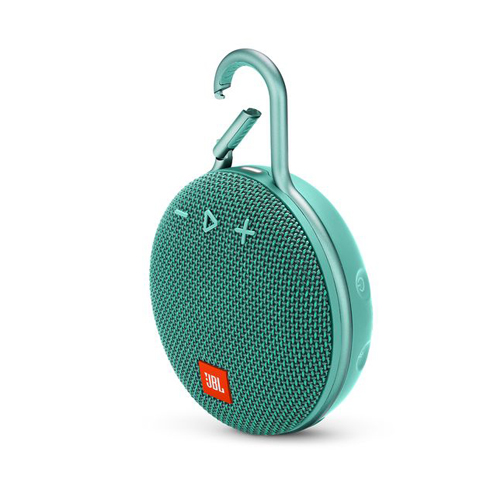 JBL Clip3 Portable Bluetooth Speaker Black 綠