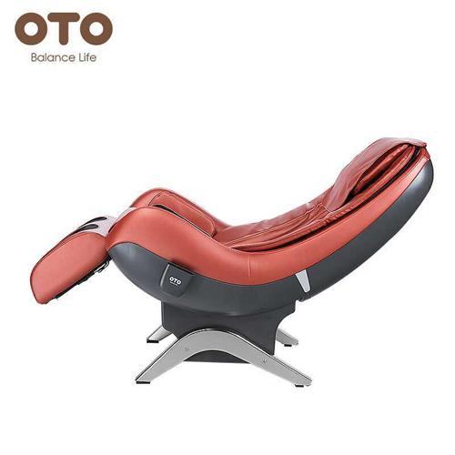 OTO I型-挨挨鬆按摩椅 LX-03橙