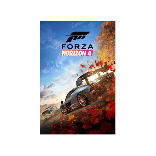 Microsoft Forza Horizon 4 -標準版