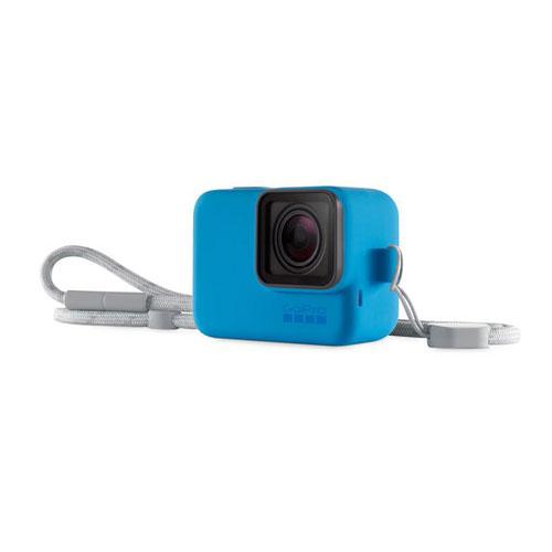 GoPro 保護套+掛繩 [Hero7 Black專用] ^ACSST-003 藍