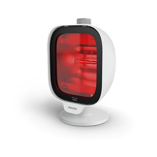 PHILIPS 紅外線健康燈 PR3120