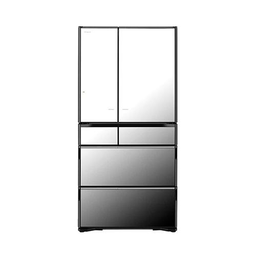 HITACHI [9]735l六門雪櫃 RZX740JHX 晶鑽鏡面