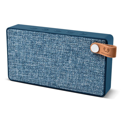 Fresh'N Re Rockbox Slice Bluetooth Speaker Indigo