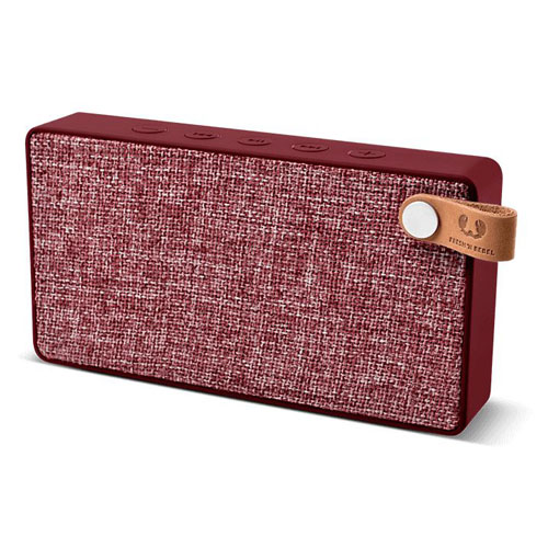 Fresh'N Re Rockbox Slice Bluetooth Speaker Rudy