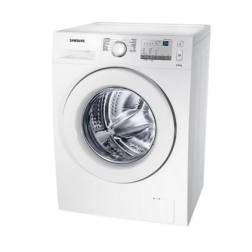 SAMSUNG [i]6KG前置式洗衣機 WW60J3283LW/SH 白色