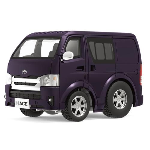 Tiny Q 豐田Hiace 金屬紫