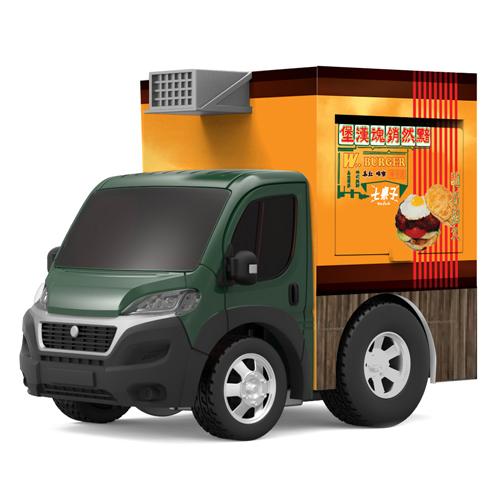 Tiny Q 美食車