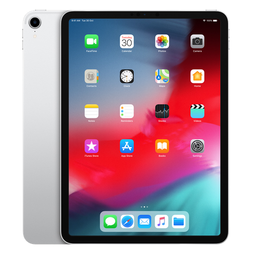 APPLE 11 iPad Pro Wi-Fi+4G 512GB Silver