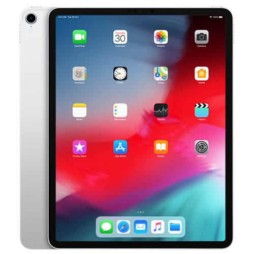 APPLE 12.9 iPad Pro Wi-Fi 256GB Silver