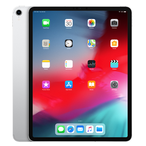 APPLE 12.9 iPad Pro Wi-Fi+4G 64GB Silver