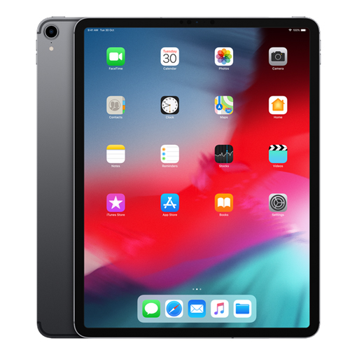 APPLE 12.9 iPad Pro Wi-Fi+4G 1TB Space Grey