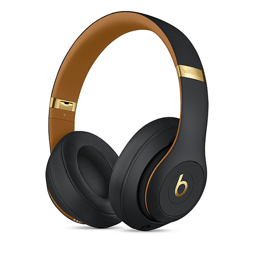 Beats Studio 3 Wireless Over-Ear Headphone Midnight Black