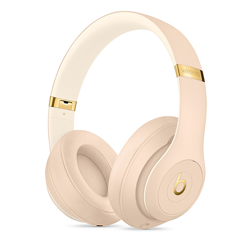 Beats Studio 3 Wireless Over-Ear Headphone Desert Sand