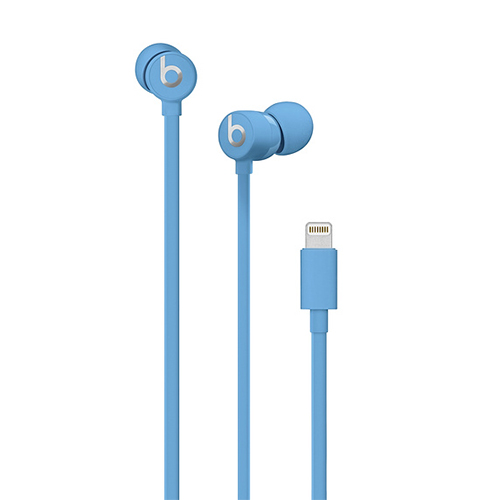Beats urBeats3 Earphones w/Lightning Connect. Blue