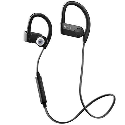 Jabra [i]藍牙耳機 Sport Pace Black 100-97700003-40