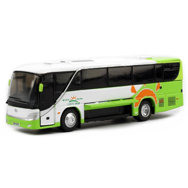 Tiny微影 92 陽光巴士旅遊巴