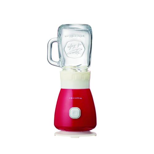 RECOLTE 果汁機 RSB-3/R紅色