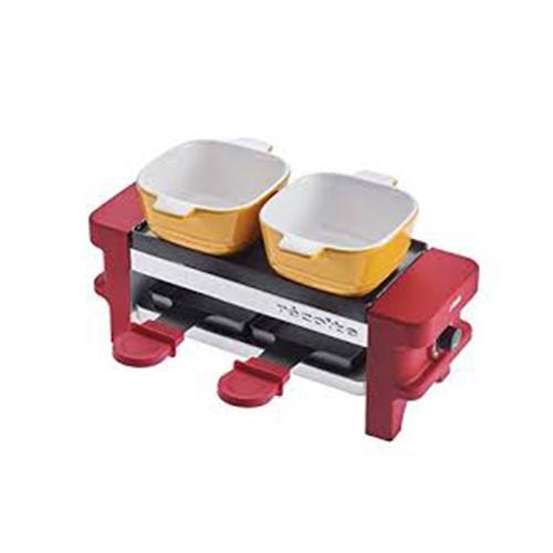 RECOLTE 迷你雙層煎烤盤 RRF-1/R紅