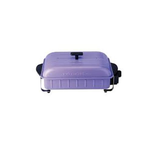 RECOLTE 日式電熱鍋 RBQ-1/PU紫