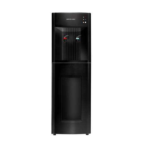 WATSONS HC10L-1 ES上流式冷熱水機 送16張水券/需訂 黑