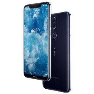 Nokia [4]Nokia 8.1 4GB+64GB  藍色