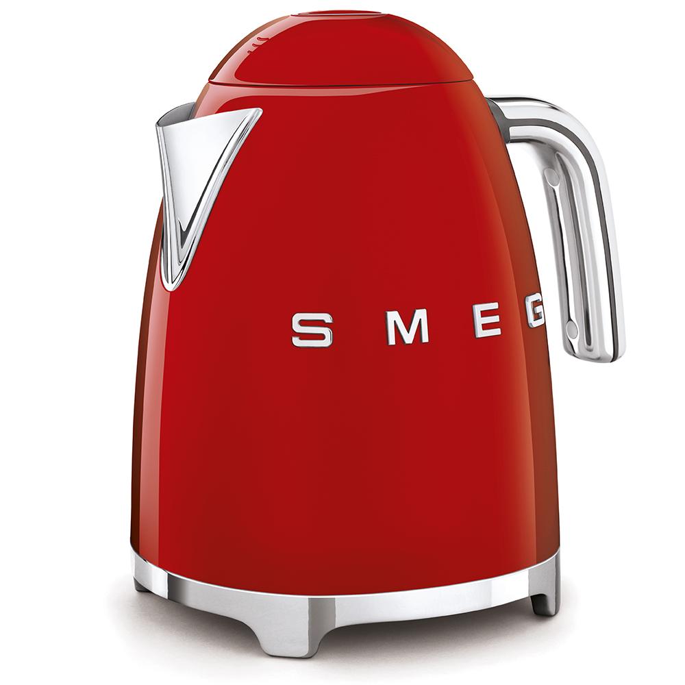 SMEG 1.7L電熱水壺 KLF03RDUK 紅