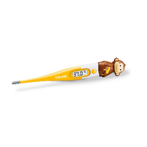 BEURER 電子溫度計 BY11 猴子