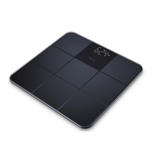 BEURER 體重電子磅 GS 235 黑色