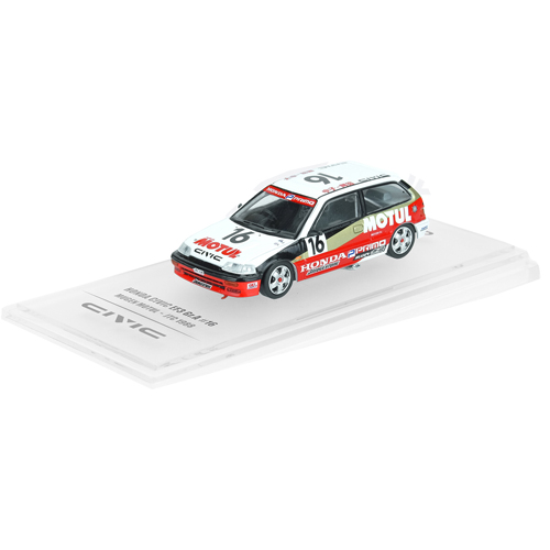 INNO64 Honda Civic EF3 Gr.A #16 JTC 1988