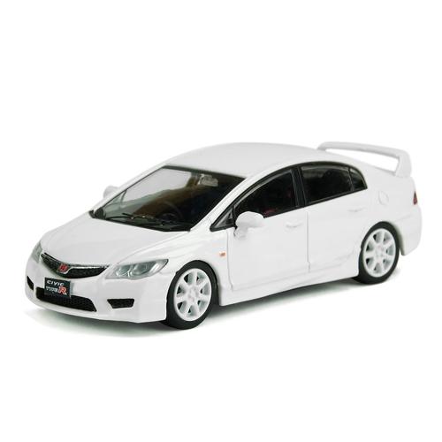 INNO64 Honda Civic Type-R FD2 White