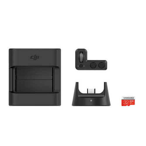 DJI Osmo Pocket Part13 擴充配件套裝 黑色