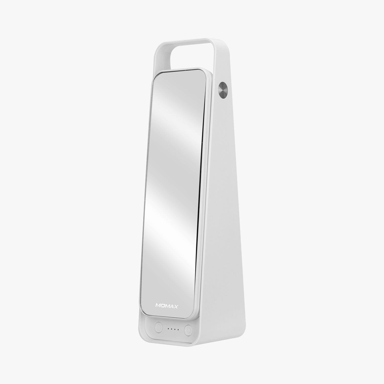MOMAX iPower LED 流動電源鏡子座檯燈 4000mAh