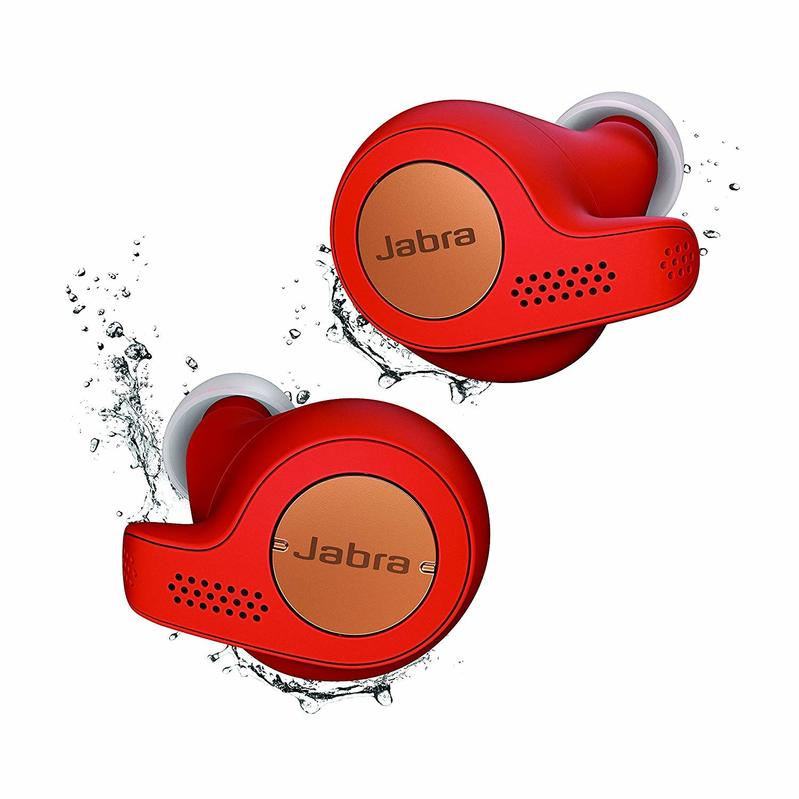 Jabra [P]藍牙耳筒 Elite Active 65t Red 100-99010001-40