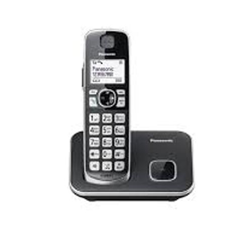 PANASONIC 數碼無線電話 KX-TGE610HKB黑