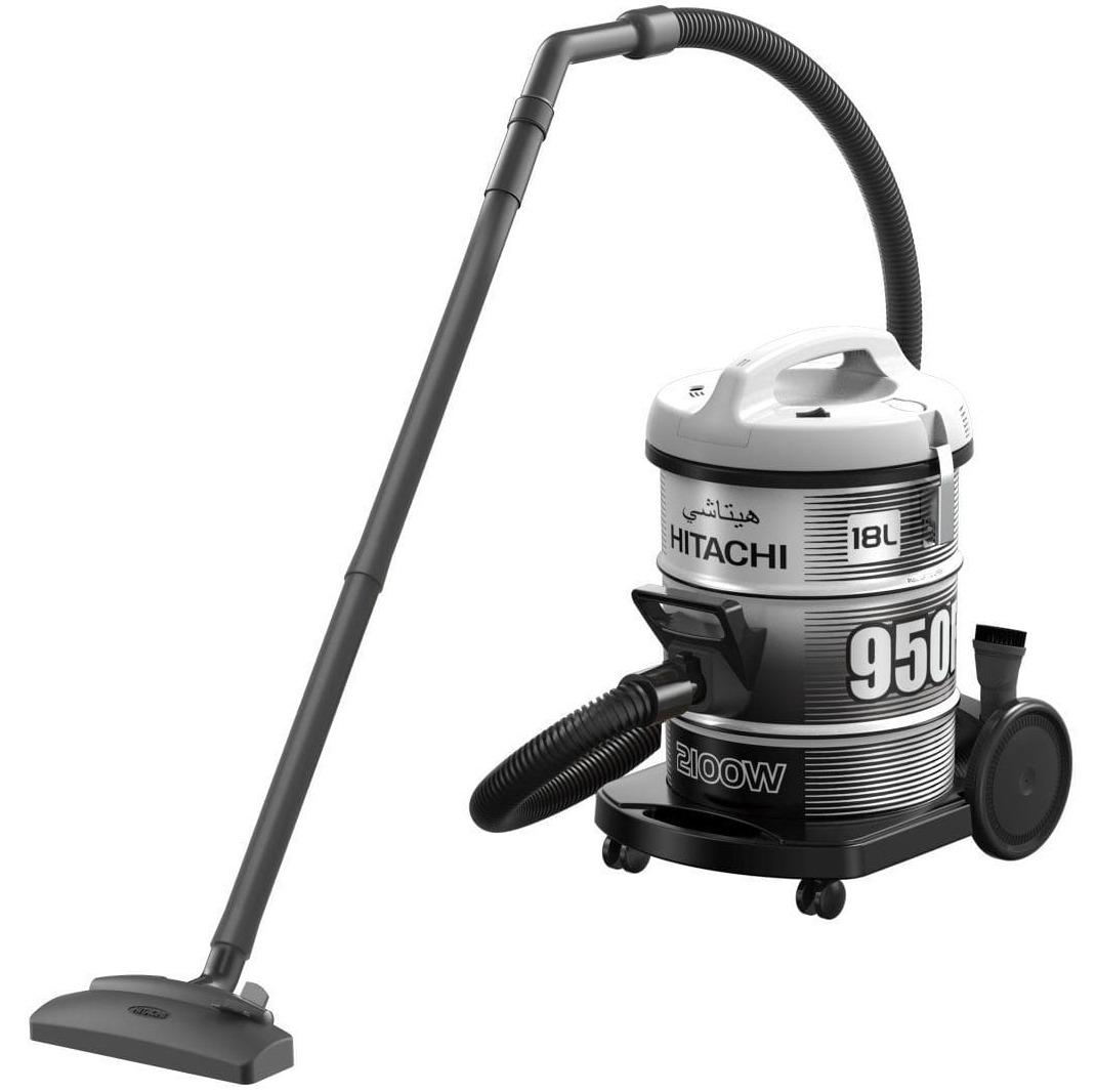 HITACHI 2100W 商用吸塵機 CV950F-PG 銀灰