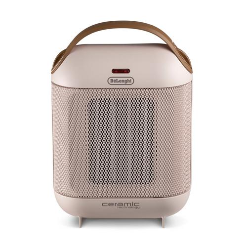 DELONGHI [S]1800W陶瓷暖風機 HFX30C18.PK 粉