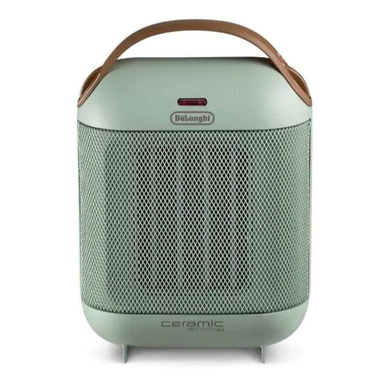 DELONGHI [S]1800W陶瓷暖風機 HFX30C18.GR 綠