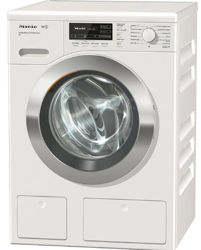 MIELE 9KG前置式洗衣機 WKH122WPS