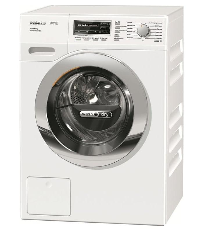 MIELE 7KG洗/4KG乾衣機 WTF130WPM