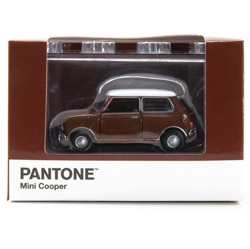 Tiny微影 Mini Cooper X Pantone Red MK1 483C