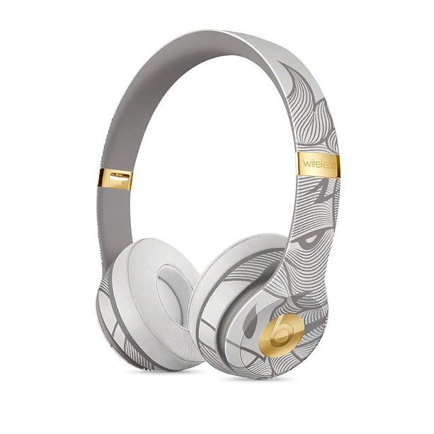Beats Solo3 Wireless Headphones-CNY Blade Grey