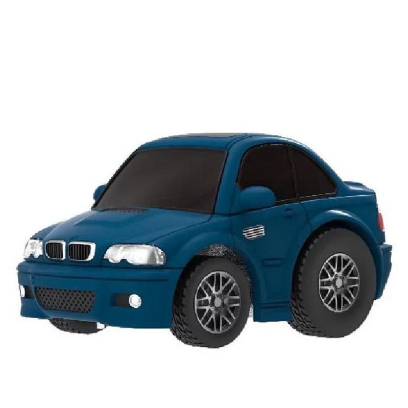 Tiny Q 寶馬M3 E46 藍色