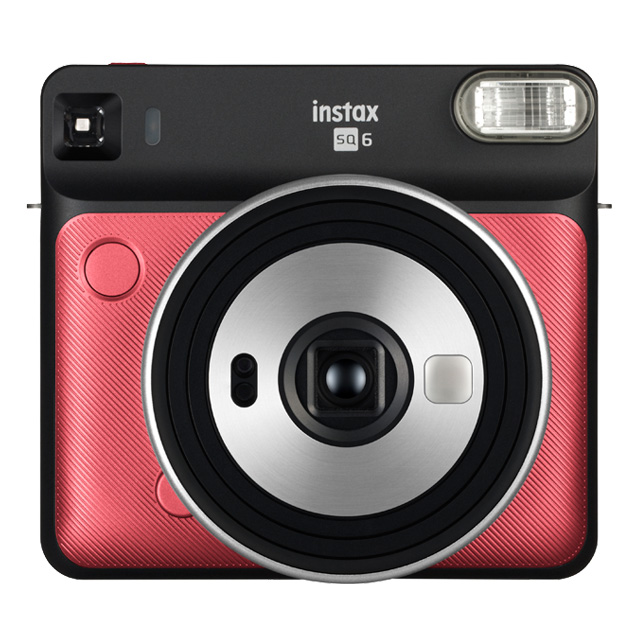 Fujifilm Instax SQUARE SQ6 紅
