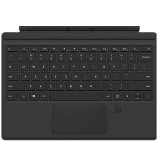 Microsoft SPro 實體鍵盤保護套 黑色/英文版